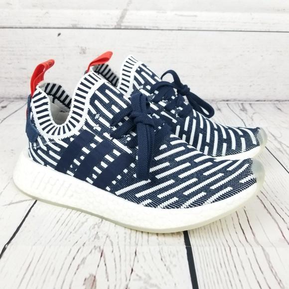 Típicamente Penélope datos  adidas Shoes   Nmd R2 Primeknit   Poshmark
